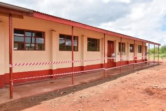Kongoni primary school Construction of 2no classrooms.
